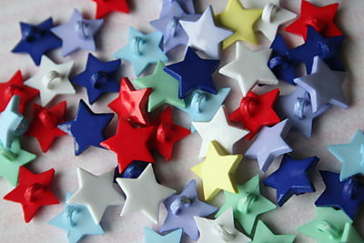 STAR-MIXED-BUTTONS