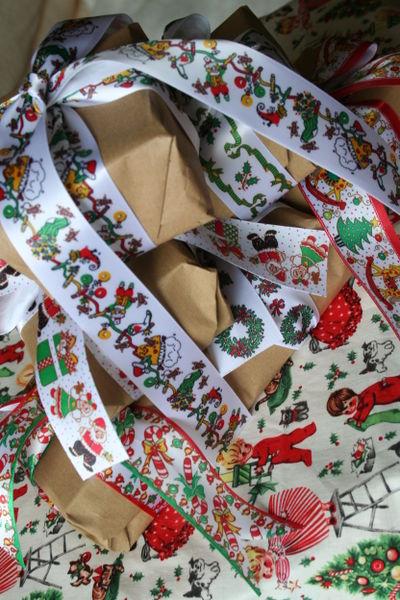 R & M Christmas Ribbon 063