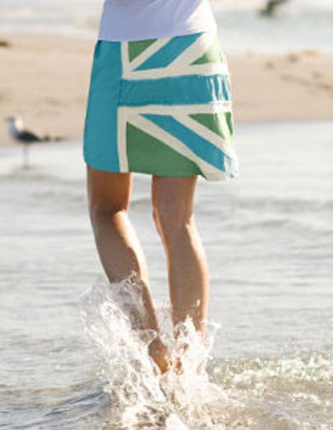 Flag_skirt